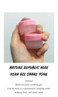 Share Nature Republic Aloe Vera 10mL