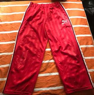 PRE LOVED (Authentic Puma Track Pant)