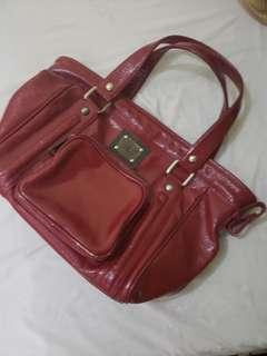 Original burberry large bag