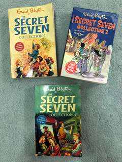 Enid Blyton The Secret Seven
