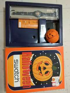 中古 Swatch Halloween 1998 萬聖節 特別版