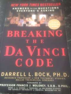 Breaking the Da Vinci Code -Answers to the Questions Everyone's Asking! Seek the Truth beyond the bestselling. Poland major motion picture