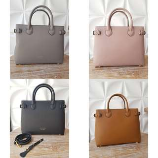 Tas burberry the banner