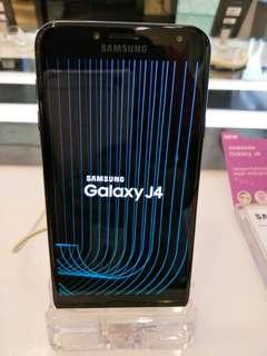 Samsung J4 ADM rendah ,bisa cicilan tanpa kartu kredit
