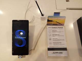 Galaxy Note 8 kredit bunga 0% proses 3 menit tanpa CC, cek aja