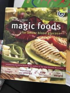 🚚 Reader's Digest magic food for better blood glucose