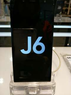 Samsung J6 Adm rendah,bisa cicilan tanpa kartu kredit