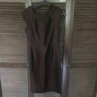 Anne Klein Corporate Dress