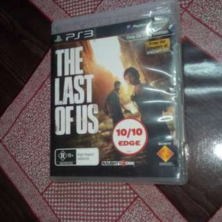 Ps3 Game the last of us
