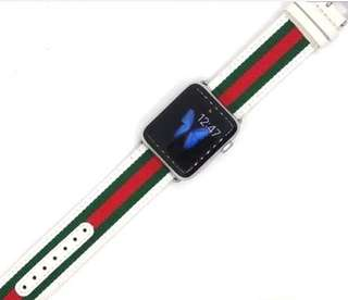 全新 iWatch strap 錶帶42mm. Apple Accessories, Gucci Prada style