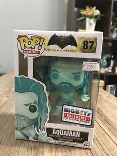 Funko Pop - Aquaman Blue