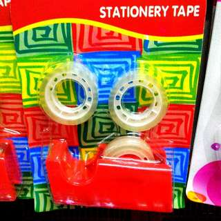 TAPE DISPENSER(3IN1)