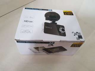 Car DashCam + 16gb SD Card