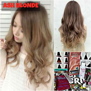 🚚 Ash Blonde Hair Dye / Colour (SALE)