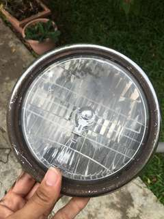 Front headlight