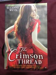 Suzanne Weyn's The Crimson Thread Novel