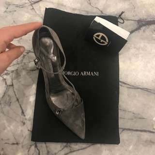 Giorgio Armani Shoes worth $1200