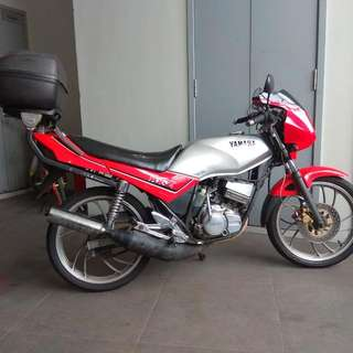 1987 Yamaha RXZ For Parts