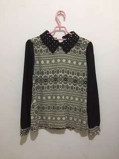 Studed top