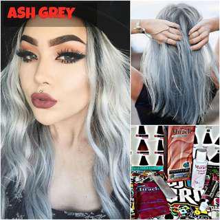 🚚 Ash Grey Hair Dye / Colour (SALE)