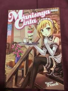 Manisnya Cinta Manga