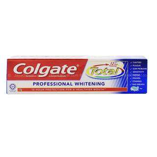 Colgate Total Professional Whitening toothpaste 60g QYOP