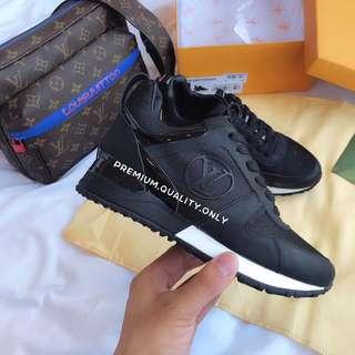 LV Runaway Sneaker - black