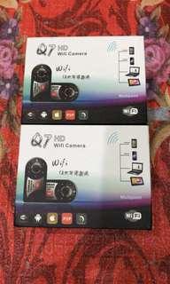 Q7 HD WiFi Camera