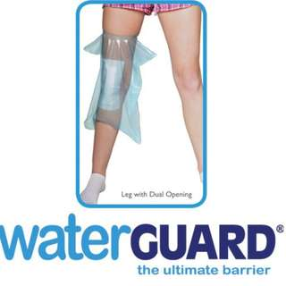 Waterproof Knee Protector (for use during showering)