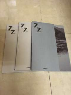 [WTS] GOT7 7 For 7 Present Edition