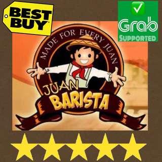 ✅⭐️Juan Barista Coffee Vendo Coffee powder