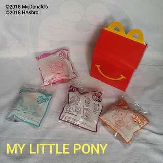 MY LITTLE PONY (McDonald's)
