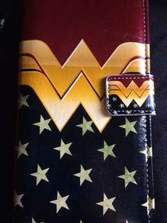 Wonder woman note 8 case
