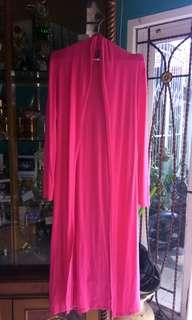 outerwear/cardigan panjang