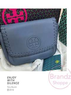 ✅Best Deal! 💯% Authentic Tory Burch Marion Mini Crossbody Sling Bag @ Ready Stock!