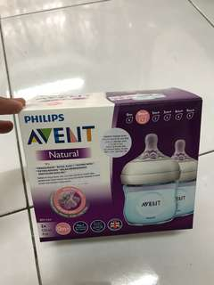 Avent Natural Bottle