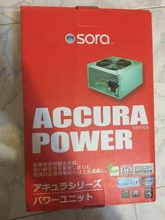 全新 電腦電源 火牛 450w 日本牌子原裝正貨