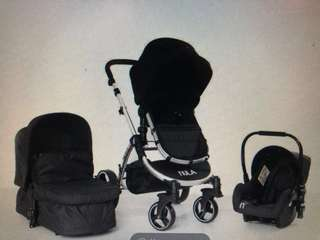 Nula Baby 4-1 Travel System