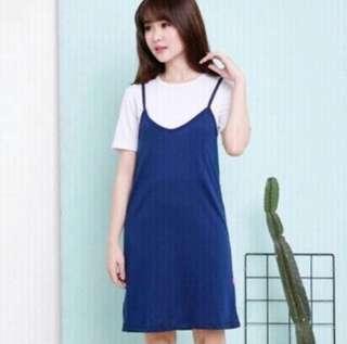 Dress Wanita-Mini Outer+Inner