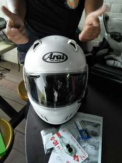Arai Helmet IC-5 Duct