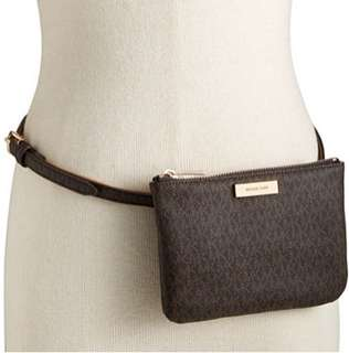 NEW michael kors belt bag