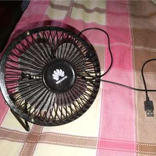 Mini Metal USB Fan