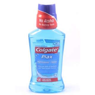 Colgate Plax Peppermint Fresh mouth wash QYOP 1 litre
