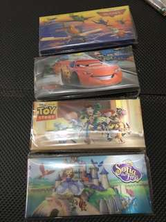 Multifunction box ( plastic) Disney character