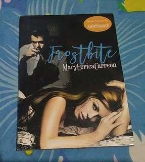 Wattpad Book- Frostbite
