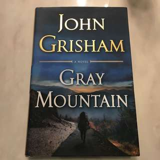 Gray Mountain - John Grisham CLEARANCE!
