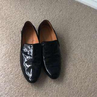 Black Zara shoes