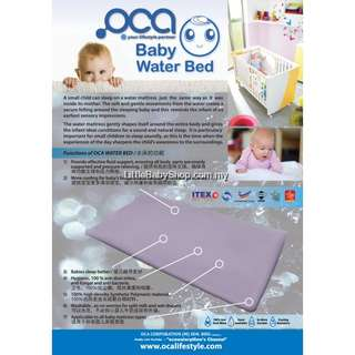 Baby water bed & water pillow (40% Discount)