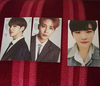 SVT SEVENTEEN IDEAL CUT TRADING CARDS TINGI
