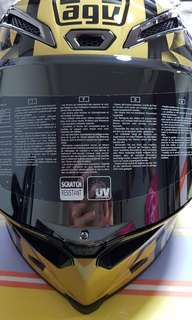 AGV GP R. JOAN MIR LIMITED EDITION